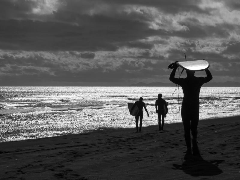 Leto - beach