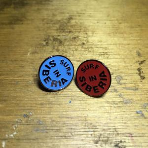 Значок синий/красный 700 руб. штука.